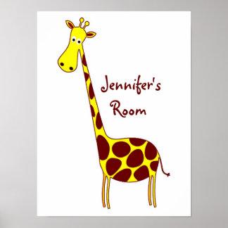 Girafe (dans 23 tailles)