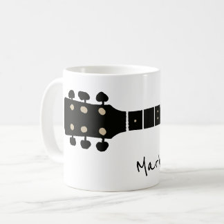 gitaar koffiemok