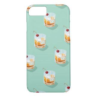 Glace contre l'iPhone 7 de glace Coque iPhone 8/7