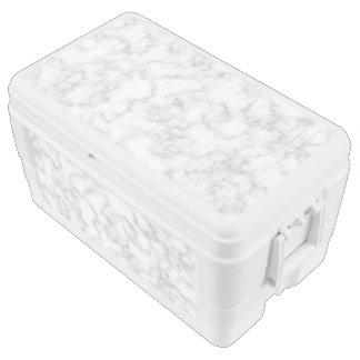 Glacière Coffre Arrière - plan marbré de motif de pierre de marbre