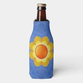 Glacière coloré de bouteille de kaléidoscope de