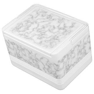 Glacière Pour Canettes Arrière - plan marbré de motif de pierre de marbre