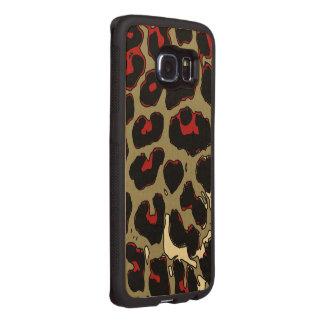 Glanzende Rode Zwarte Jachtluipaard