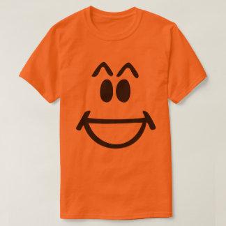 Glimlachende T-shirt Emoji
