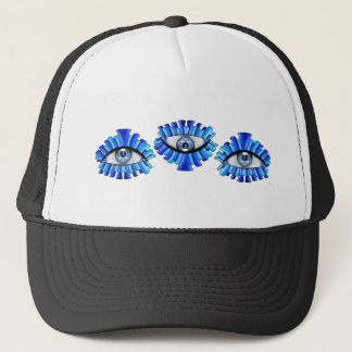 Globellinossa V1 - yeux triples Casquette