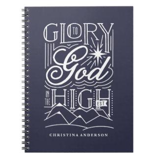 Gloire au carnet de Dieu