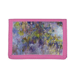 Glycines (laissées) par Claudet Monet, fleurs