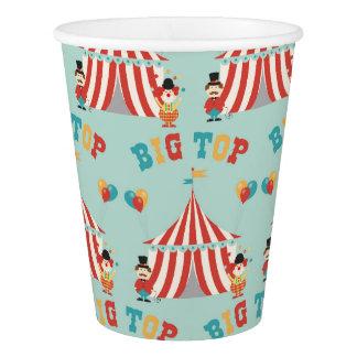 Gobelets En Papier Cirque