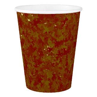Gobelets En Papier Tasse de papier de thanksgiving