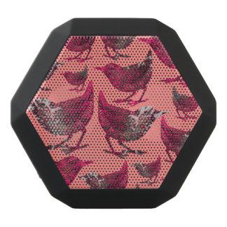 Goddelijke Vogels Zwarte Bluetooth Speaker