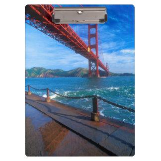 Golden gate bridge, la Californie Porte-bloc
