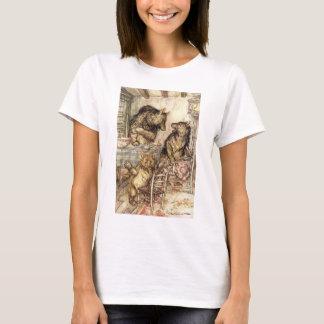 Goldilocks et le T-shirt de trois ours
