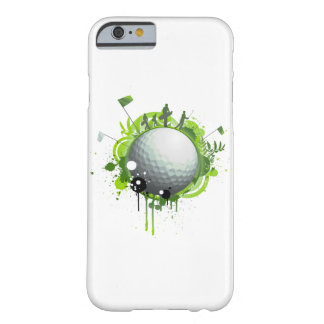 Golf Barely There iPhone 6 Hoesje
