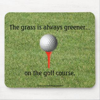 Golf mousepad muismatten