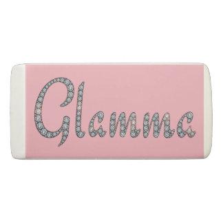 Gomme bling de conception de Glamma
