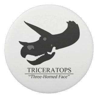 Gomme Crâne de Triceratops