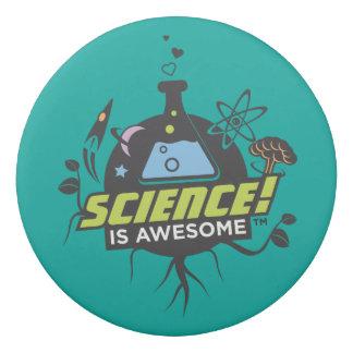 Gomme La Science est impressionnante