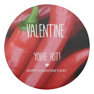 Gomme Valentine, vous êtes chauds !