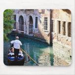 Gondole à Venise Italie Tapis De Souris