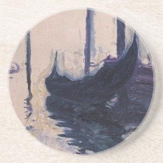 Gondole à Venise par Claude Monet Dessous De Verres