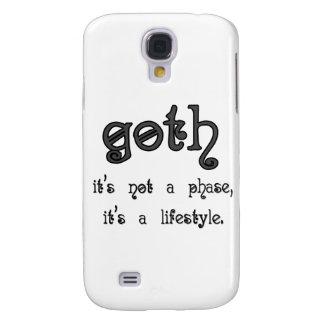 Goth : Ce n'est pas une phase, il est un mode de v Coque Galaxy S4
