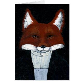 Gothiques américains masculins de Fox charrient la Carte