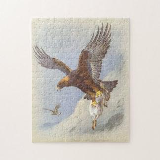 Gouden Eagle Puzzel