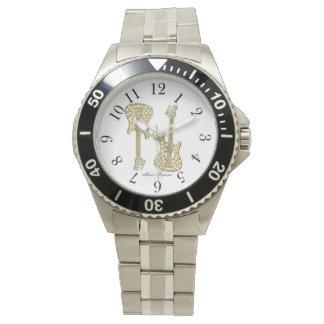 Gouden Gitaar Horloges