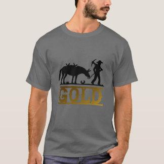 Gouden Prospector T Shirt