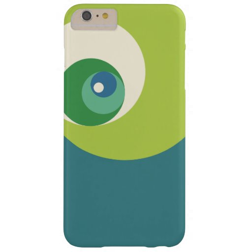 Gouden Verhouding Cirkels iPhone 6 Plus Barely There Case