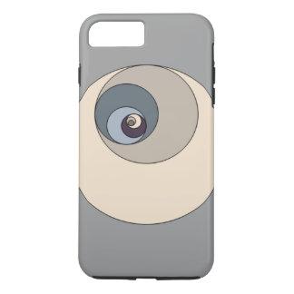 Gouden Verhouding Cirkels iPhone 7 Plus Hoesje