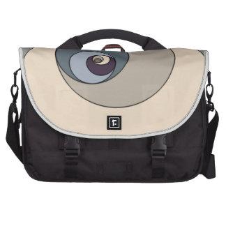 Gouden Verhouding Cirkels Tas Voor Laptop