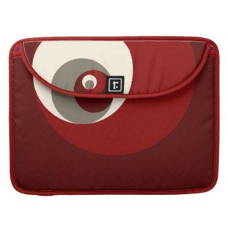 Gouden Verhouding Cirkels Sleeves Voor MacBooks