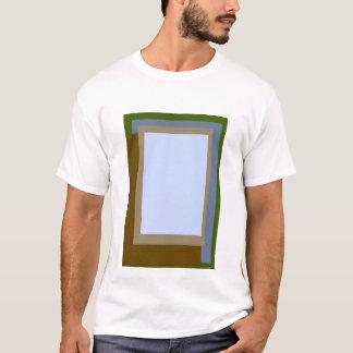 Gouden Verhouding de Blokken van het Koper T Shirt