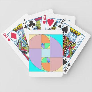 Gouden Verhouding Ei Speelkaarten
