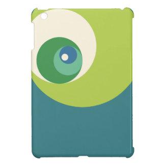 Gouden Verhouding (Groene) Cirkels Hoesjes Voor iPad Mini