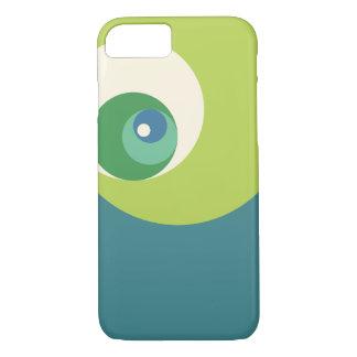 Gouden Verhouding (Groene) Cirkels iPhone 7 Hoesje