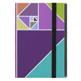 Gouden Verhouding (Heldere Kleuren) iPad Mini Covers