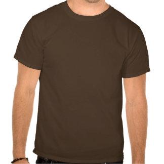 Gouden Verhouding Hout T-shirts