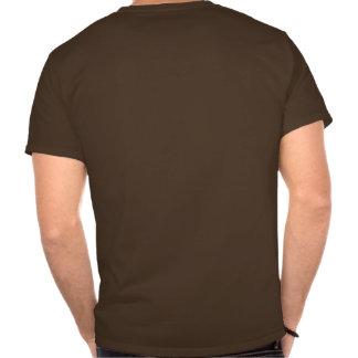 Gouden Verhouding Hout Tshirt