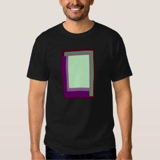 Gouden Verhouding Mauve Blokken Shirt