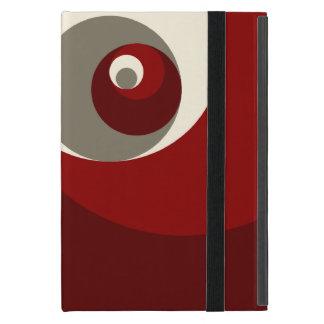 Gouden Verhouding (Rode) Cirkels iPad Mini Cases
