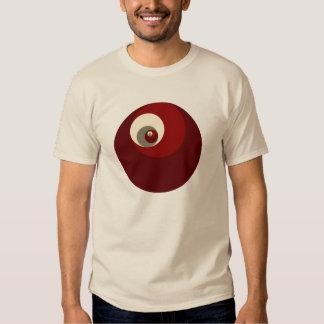 Gouden Verhouding (Rode) Cirkels Shirts