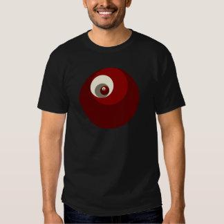 Gouden Verhouding (Rode) Cirkels T-shirts