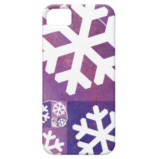 Gouden Verhouding Sneeuwvlokken iPhone 5 Case-Mate Hoesjes