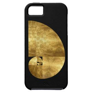 Gouden Verhouding, Spiraal Fibonacci iPhone 5 Cases