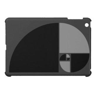 Gouden Verhouding, Spiraal Fibonacci iPad Mini Covers