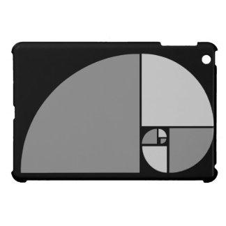 Gouden Verhouding, Spiraal Fibonacci iPad Mini Cases
