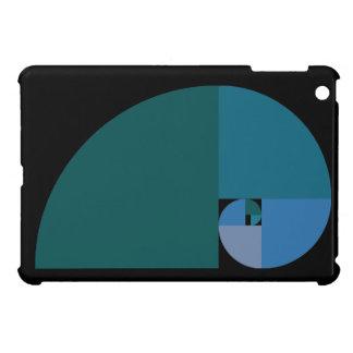 Gouden Verhouding, Spiraal Fibonacci iPad Mini Hoesjes