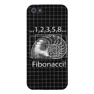 Gouden Verhouding, Spiraal Fibonacci iPhone 5 Hoesjes